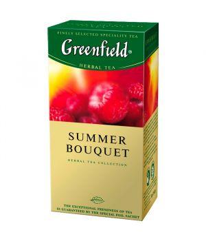 Чай травяной пакетированный Greenfield Самма Букет 25 х 2 г