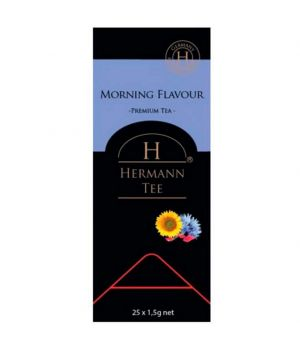 Чай травяной пакетированный Hermann Утренний Аромат 25 х 1.5 г