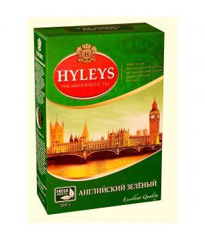 Чай зеленый листовой Hyleys Английский зеленый 100 г