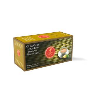 Чай зеленый пакетированный Julius Meinl Лимон - Лайм 25 х 1.75 г