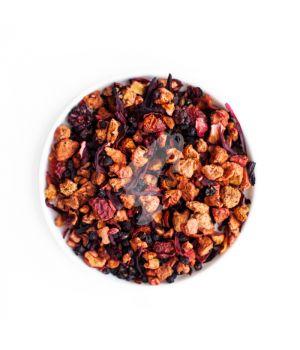 Чай фруктовый Julius Meinl Fruit blend wild cherry дикая вишня 250 г