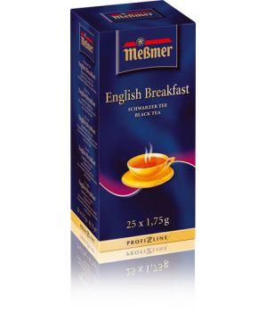 Чай чёрный пакетированный Messmer Английский Завтрак 25 х 1.75 г