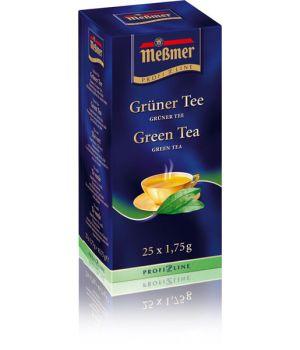 Чай зеленый пакетированный Messmer Зеленый 25 х 1.75 г