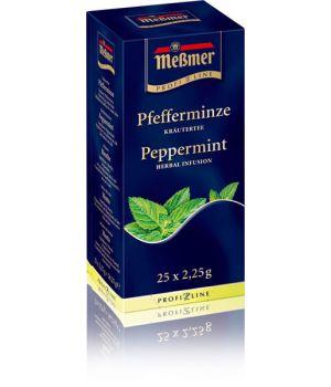 Чай травяной пакетированный Messmer Мята 25 х 1.75 г