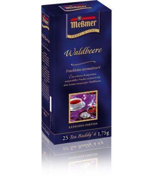 Чай фруктовый пакетированный Messmer Лесные Ягоды 25 х 1.75 г