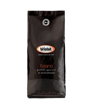 Кофе в зёрнах Bristot Tiziano 1000 г