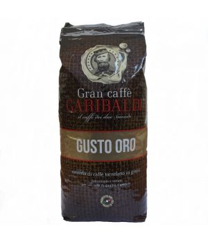 Кофе в зернах Garibaldi Gusto Oro 1000 г
