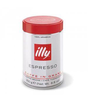 Кофе в зернах illy Espresso ж/б 250 г