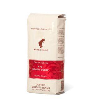 Кофе в зернах Julius Meinl Brazil Decaf 250 г
