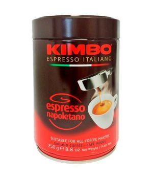 Кофе молотый Kimbo Espresso Napoletano ж\б 250 г