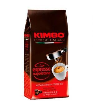 Кофе в  зернах Kimbo Espresso Napoletano 1000 г