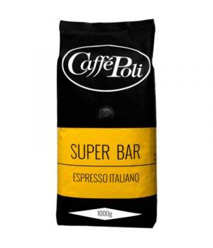 Кофе в зернах Caffe Poli Superbar 1000 г