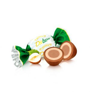 Конфеты Roshen De Luxe орех-крем 1000 г