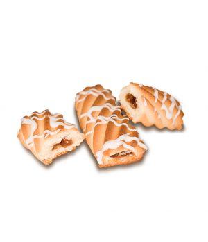 Печенье Делиция Супер-моника с белым декором 1000 г