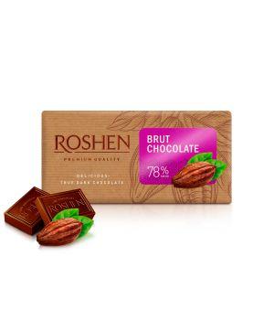 Шоколад Roshen Brut 78% 90 г