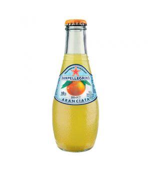 Лимонад Aranciata (апельсин) 200 мл