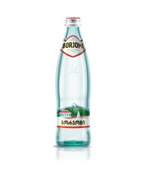 Вода Borjomi (стекло) 500 мл