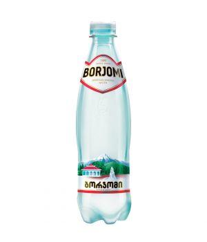 Вода Borjomi (пластик) 500 мл