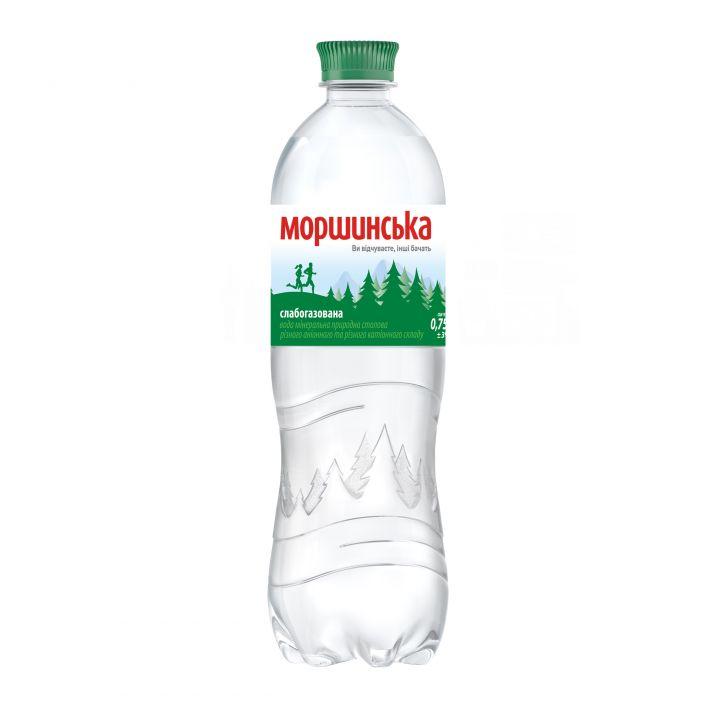 Вода Моршинська сл\газ (пластик) 750 мл